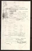 view E. D. Moore:  Consular Documents, Zanzibar, 1910 digital asset: E. D. Moore:  Consular Documents, Zanzibar, 1910