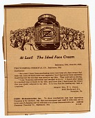 view Printed advertisements for Noxell Chemical Company products digital asset: Printed advertisements for Noxell Chemical Company products