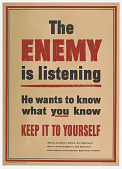 view The Enemy is Listening digital asset: The Enemy is Listening