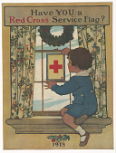 view Have You a Red Cross Service Flag? digital asset: Have You a Red Cross Service Flag?