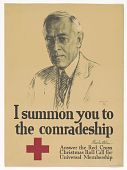 view I Summon You to the Comradeship [Signed by Woodrow Wilson] digital asset: I Summon You to the Comradeship [Signed by Woodrow Wilson]
