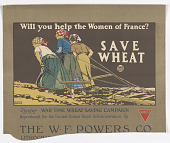 view Will You Help the Women of France? ... digital asset: Will You Help the Women of France? ...