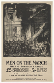 view Men on the March. Hon. Sec. Golden House. digital asset: Men on the March. Hon. Sec. Golden House