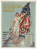 view Columbia Calls / Enlist Now for U. S. Army digital asset: Columbia Calls / Enlist Now for U. S. Army
