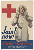 view Join Now! The American Red Cross Serves Humanity digital asset: Join Now! The American Red Cross Serves Humanity