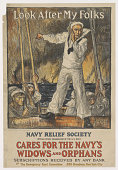 """view """"Look After My Folks"""" Navy Relief Society Official Relief Organization of the U.S. Navy Cares for the Navy's Widows and Orphans Subsciptions Received by Any Bank digital asset: """"Look After My Folks"""" Navy Relief Society Official Relief Organization of the U.S. Navy Cares for the Navy's Widows and Orphans Subsciptions Received by Any Bank"""