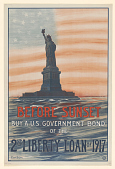 view Before Sunset Buy a U S. Government Bond of the 2nd Liberty Loan of 1917. digital asset: Before Sunset Buy a U S. Government Bond of the 2nd Liberty Loan of 1917.