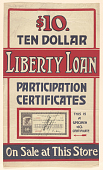 view $10. Tendollor Liberty Loan Certificates- On Sale at This Store. digital asset: $10. Tendollor Liberty Loan Certificates- On Sale at This Store