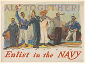view All Together! Enlist in the Navy digital asset: All Together! Enlist in the Navy