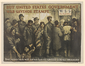 view Buy United States Government War Savings Stamps Your Money Back With Interest From the United States Treasury. Treasury Department. digital asset: Buy United States Government War Savings Stamps Your Money Back With Interest From the United States Treasury. Treasury Department