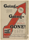 view Going - Going - Gone ... There Are Openings for Chauffeurs, Auto Mechanicians ... Choose Your Own Service Before It's Too Late ... U.S Army Air Corps. digital asset: Going - Going - Gone ... There Are Openings for Chauffeurs, Auto Mechanicians ... Choose Your Own Service Before It's Too Late ... U.S Army Air Corps
