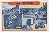 view War Pictorial 1. Laying a Smoke Screen ... digital asset: War Pictorial 1. Laying a Smoke Screen ...