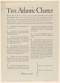 view The Atlantic Charter ... digital asset: The Atlantic Charter ...