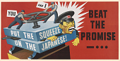 view You and I Put the Squeeze on the Japanese! Beat the Promise. Rca Manufacturing Company Incorporated. digital asset: You and I Put the Squeeze on the Japanese! Beat the Promise. Rca Manufacturing Company Incorporated