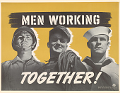 view Men Working Together! Office for Emergency Management. digital asset: Men Working Together! Office for Emergency Management