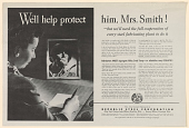 view We'll Help Protect Him, Mrs. Smith ... Fabricators Must Segregate Ally Steel Scrap - Or Schedules May Collapse! ... Republic Steel. digital asset: We'll Help Protect Him, Mrs. Smith ... Fabricators Must Segregate Ally Steel Scrap - Or Schedules May Collapse! ... Republic Steel