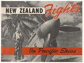 view New Zealand Fights / in Pacific Skies digital asset: New Zealand Fights / in Pacific Skies