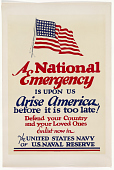 view A National Emergency is Upon Us Arise America Before It is Too Late! ... digital asset: A National Emergency is Upon Us Arise America Before It is Too Late! ...