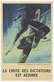 """view Les """"Hurricanes"""" de la Royal Air Force coopèrent avec l'aviation russe. LA CHUTE DES DICTATEURS EST ASSUREE digital asset: Les """"Hurricanes"""" de la Royal Air Force coopèrent avec l'aviation russe. LA CHUTE DES DICTATEURS EST ASSUREE"""