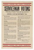 view Serviceman Voting ... digital asset: Serviceman Voting ...