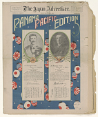view The Japan Advertiser ... Panama Pacific edition ...(September 1915) digital asset: The Japan Advertiser ... Panama Pacific edition ...(September 1915)