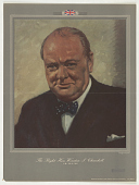 view The Right Hon. Winston S. Churchill, C.H., F.R.S., M.P. digital asset: The Right Hon. Winston S. Churchill, C.H., F.R.S., M.P.