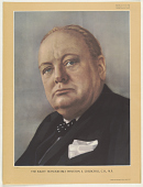 view The Right Honourable Winston S. Churchill, C.H., M.P. digital asset: The Right Honourable Winston S. Churchill, C.H., M.P.