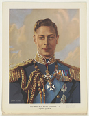 view His Majesty King George Vi Emperor of India digital asset: His Majesty King George Vi Emperor of India
