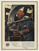 view On War Work in Britain: No. 4 a Sheet Metal Worker From India ... digital asset: On War Work in Britain: No. 4 a Sheet Metal Worker From India ...