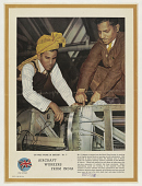 view On War Work in Britain: No. 5 Aircraft Workers From India ... digital asset: On War Work in Britain: No. 5 Aircraft Workers From India ...