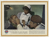 view On War Work in Britain: No. 6 From India to Play Her Part in Britain's Medical Service ... digital asset: On War Work in Britain: No. 6 From India to Play Her Part in Britain's Medical Service ...