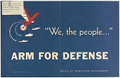 """view """"We, the People"""" Arm for Defense digital asset: """"We, the People"""" Arm for Defense"""