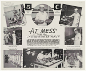 view At Mess With the United States Navy ... digital asset: At Mess With the United States Navy ...
