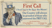 view First Call I Need You in the Navy This Minute! Our Country Will Always Be Proudest of Those Who Answered the First Call ... digital asset: First Call I Need You in the Navy This Minute! Our Country Will Always Be Proudest of Those Who Answered the First Call ...