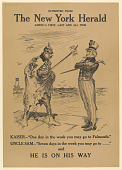 """view America First, Last and All Time Kaiser - """"One Day in the Week You May Go to Falmouth"""" ... digital asset: America First, Last and All Time Kaiser - """"One Day in the Week You May Go to Falmouth"""" ..."""