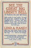 view See the Great Big Liberty Bell ... Lend a Hand! Help Raise New York's Honor Flag ... Continental Guarnaty Corporation. digital asset: See the Great Big Liberty Bell ... Lend a Hand! Help Raise New York's Honor Flag ... Continental Guarnaty Corporation
