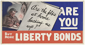 view Are the Folks at Home Backing Us Up? Are You? Buy More Liberty Bonds. digital asset: Are the Folks at Home Backing Us Up? Are You? Buy More Liberty Bonds