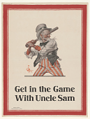 view Get in the Game With Uncle Sam. Citizens Preparedness Association. digital asset: Get in the Game With Uncle Sam. Citizens Preparedness Association