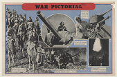 view War Pictorial / 1 - Mounted Warriors of the Desert ... digital asset: War Pictorial / 1 - Mounted Warriors of the Desert ...