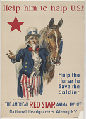 view Help Him to Help U.S.! Help the Horse to Save the Soldier digital asset: Help Him to Help U.S.! Help the Horse to Save the Soldier
