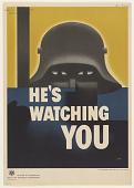 view He's Watching You digital asset: He's Watching You