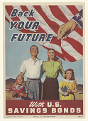 view Back Your Future / With U.S. Savings Bonds digital asset: Back Your Future / With U.S. Savings Bonds