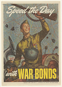 view Speed the Day With War Bonds digital asset: Speed the Day With War Bonds