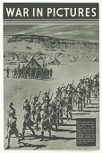 view War in Pictures / Empire Troops in Great Numbers Defend Egypt ... digital asset: War in Pictures / Empire Troops in Great Numbers Defend Egypt ...