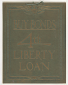 view Buy Bonds 4th Liberty Loan. Treasury Department. digital asset: Buy Bonds 4th Liberty Loan. Treasury Department.