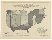 view United States Senate Party Membership in the 79th Congress by States ... National Opinion Research Center. digital asset: United States Senate Party Membership in the 79th Congress by States ... National Opinion Research Center