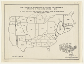 view State-By-State Distribution of College and University Students in the United States - 1940 ... digital asset: State-By-State Distribution of College and University Students in the United States - 1940 ...