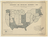 view Democratic and Republican Governors - 1945 ... National Opinion Research Center. digital asset: Democratic and Republican Governors - 1945 ... National Opinion Research Center