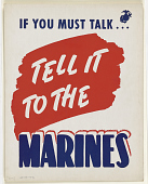 view If You Must Talk Tell It to the Marines digital asset: If You Must Talk Tell It to the Marines