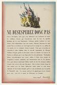 view NE DESESPEREZ DONC PAS braves Norvégiens, votre pays sera débarrassé non seulement de toutes les souillures laissées par l'envahisseur ... Winston S. Churchill digital asset: NE DESESPEREZ DONC PAS braves Norvégiens, votre pays sera débarrassé non seulement de toutes les souillures laissées par l'envahisseur ... Winston S. Churchill